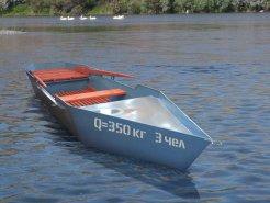 Лодка рабочая